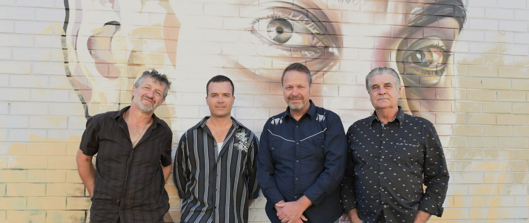 Left to Right: Frank Corby, Eben Hale, Shane Pacey, Alan Britton