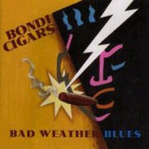 Bad Weather Blues Album Cover